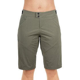 Cube AM Baggy Shorts Damen olive